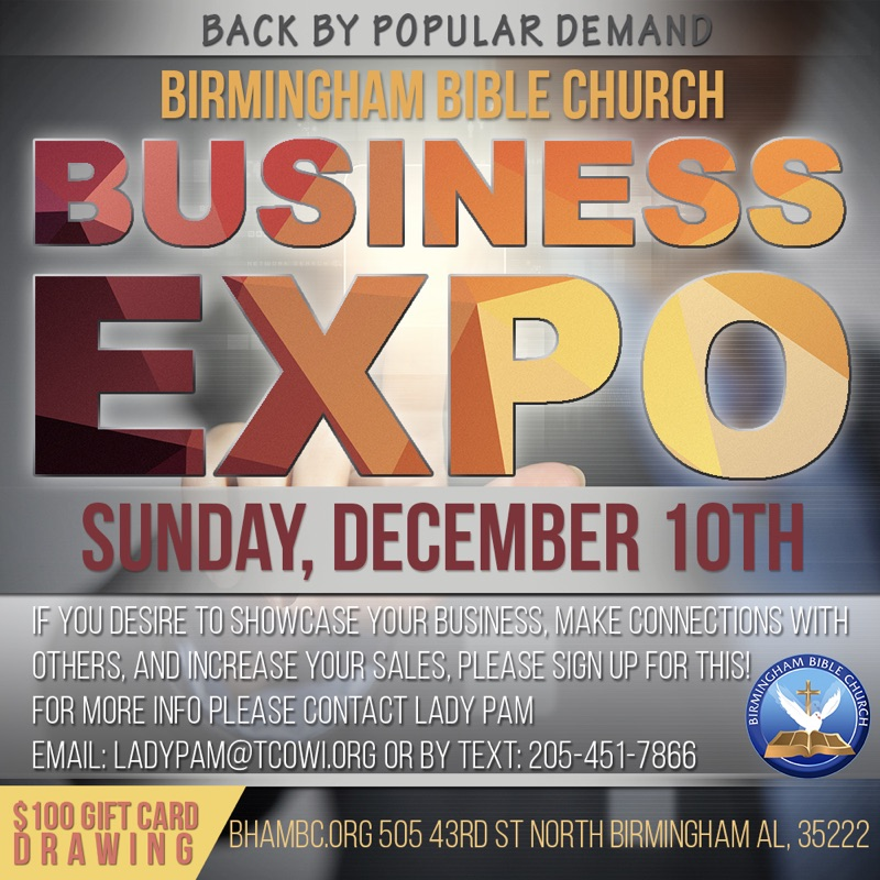 2017 Business Expo
