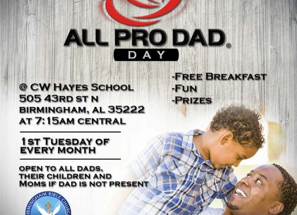 All Pro Dad Day
