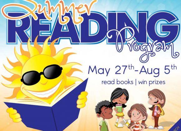 Summer 2018 Reading Program