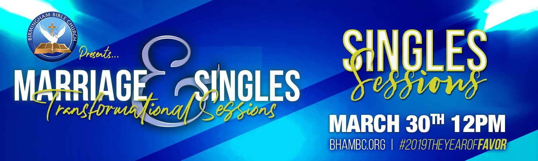 Singles Session