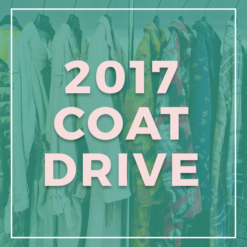 2017 Coat Drive Photos