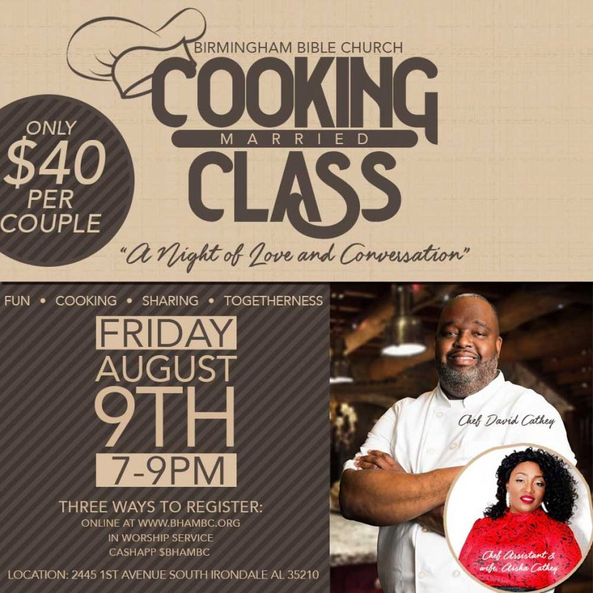 Married Cooking Classes