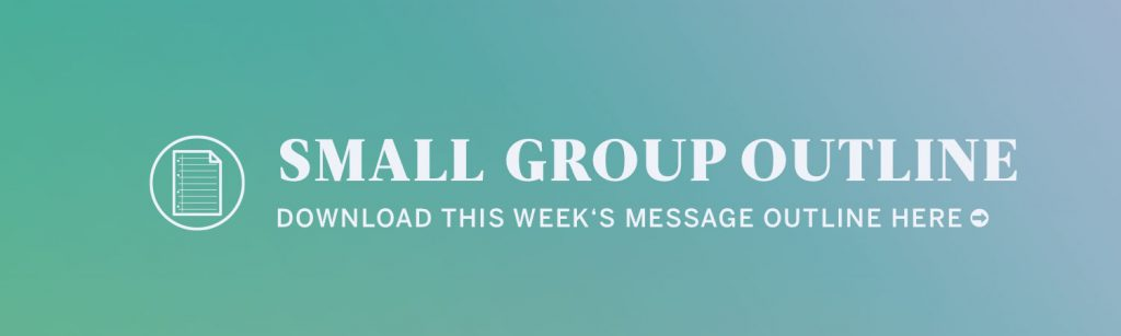 Small Group Outlines