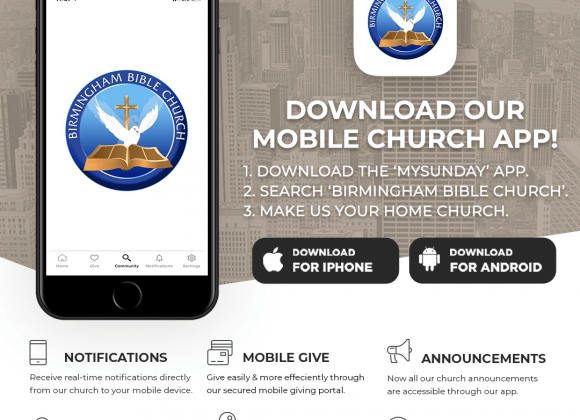 Bham BC Church app