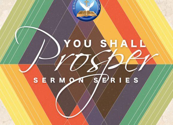 Prosper Sermon Series
